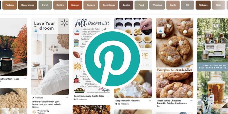 Pinterest Trends August 2018