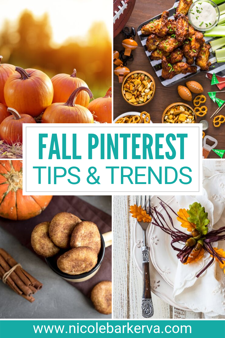 Fall Pinterest Tips and Trends
