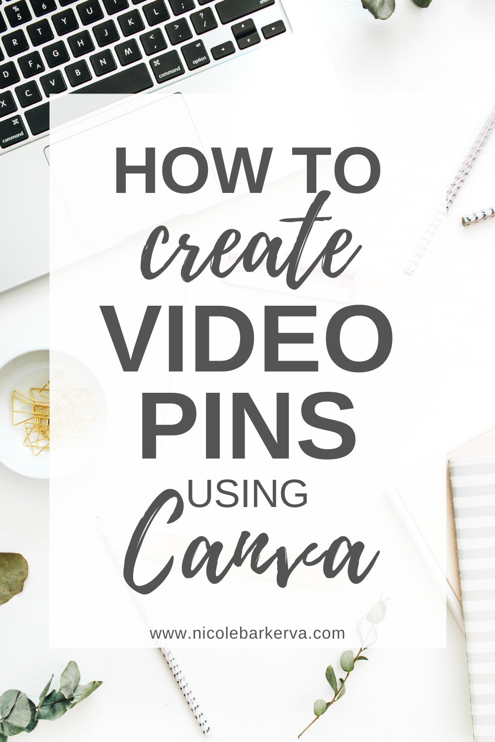 How to Create Video Pins