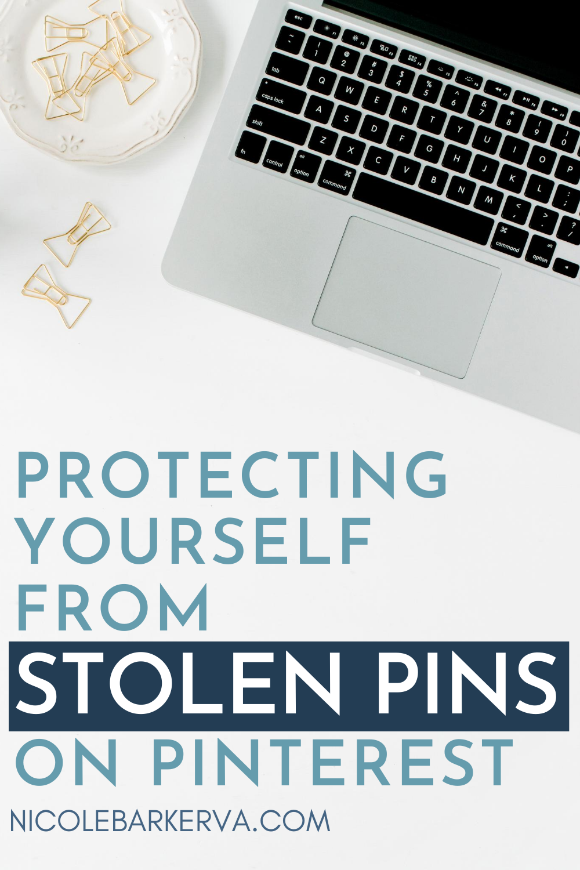 Stolen Pins Pinterest